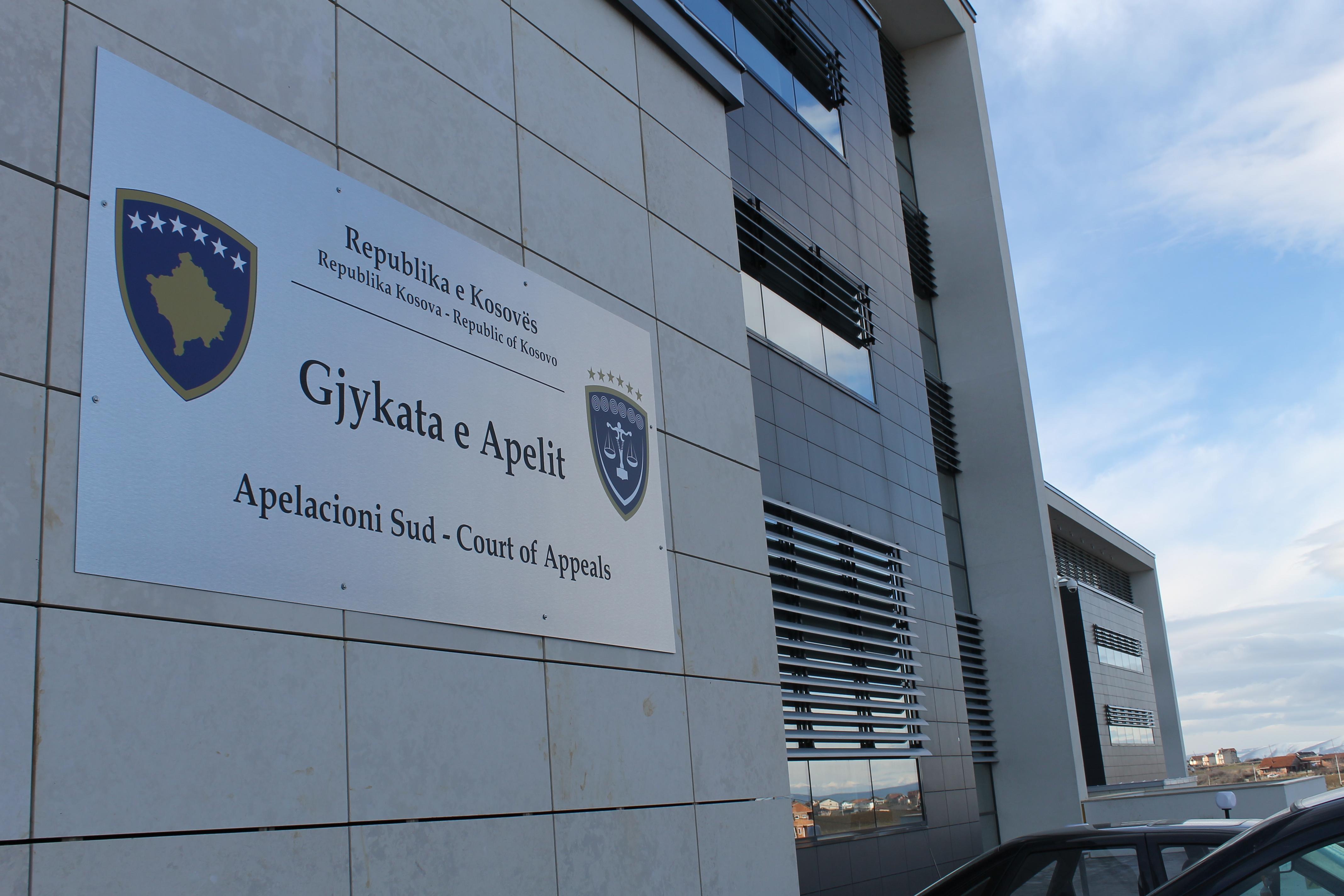 Gjykata e Apelit ia vërteton dënimin më burgim të përjetshëm të akuzuarit N.P.